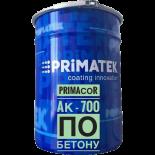 PRIMAСОR AК - 700 по бетону